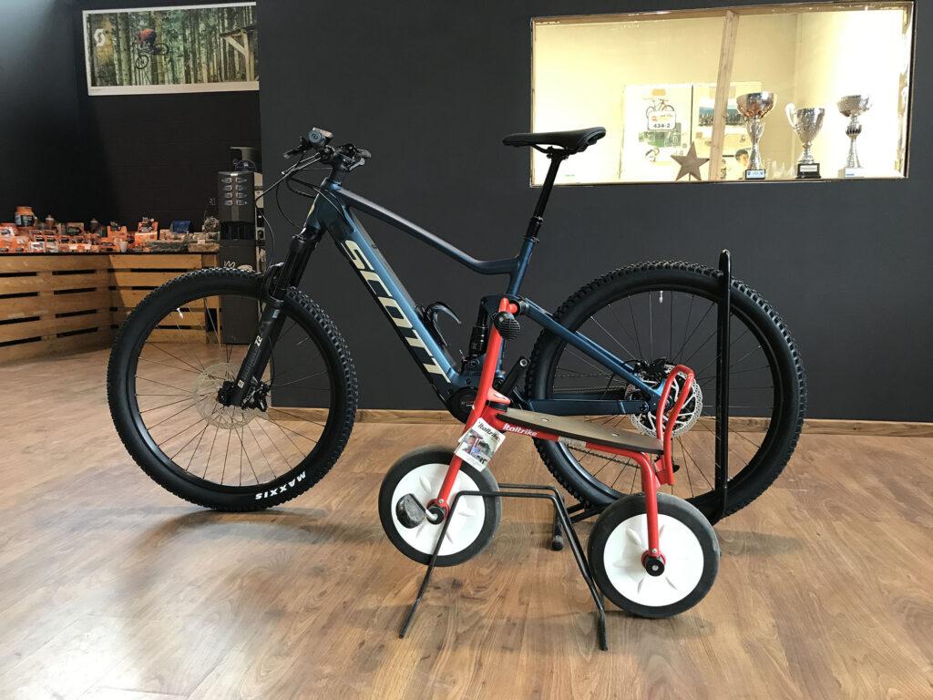 Bike max Scott e MINI